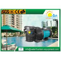 High Flow Rate Swimming Pool Pumps Electric Anti - Rust For Pond Filtration Manufactures