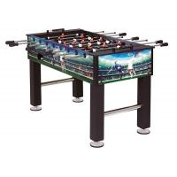 Quality Popular 5FT Soccer Football Table Color Graphics Foosball Game Table For Kicker Match for sale