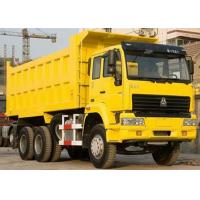 High Running Efficiency Heavy Commercial Trucks 6x4 3 Axle Dump Truck 336HP Manufactures