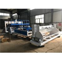 2 - 5 Mm Wire Fence Mesh Welding Machine In Rolling And Panel Electronic Control Manufactures