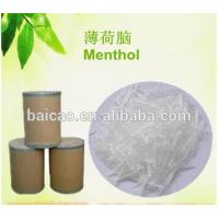 China Menthol Crystal 99.99% Manufactures