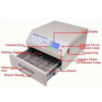 T962A Benchtop Reflow Oven 300*320mm 1500w IC Heater Infrared BGA Rework Station For SMD SMT Manufactures
