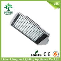High Brightness Commercial 60W LED Streetlight Warm White 2700K CRI 85 Manufactures