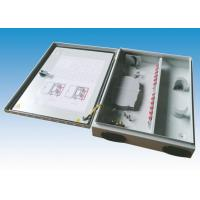 China Normal Type Optical Fiber Distribution Box 48 CORE For FTTB FTTO on sale