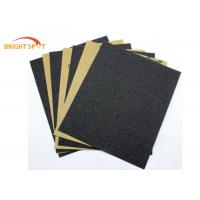 P120 Polishing Waterproof Silicon Carbide Sandpaper Abrasive 230MM X 280MM Manufactures