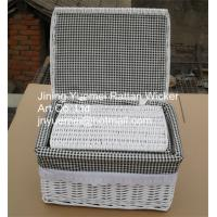 2016 new style wicker storage basket L S size Manufactures