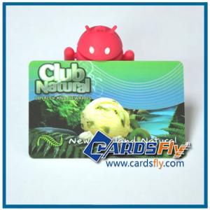 China custom printed plastic cards on sale
