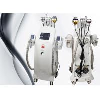 Quality Fat Removal Ultrasonic Cavitation Equipment Cryolipolysis Painless for sale