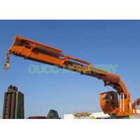 Pedestal Folding Crane with Small Footprint Less Installation Area High Efficiency Manufactures