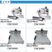 Quality New! USB Mach3 4 axis 6040 1500W cnc router engraver engraving machine 220V/110V for sale