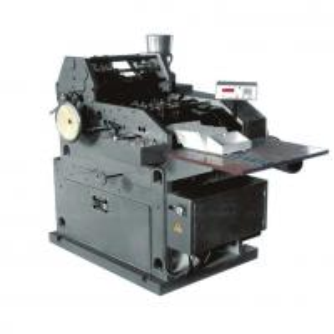 Pocket envelope making machine and flat bag making machine max output 12000pcs/h Max envelope 120x240mm Manufactures