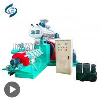 China High Efficiency Feed Extruder Machine , Fish Food Extruder For Fish Farming on sale