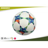 Training Use Star Panels Soccer Ball China Supplier Manufactures