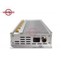 30 - 50M Jamming Range Mobile Phone Signal Jammer 2G 3G 4G 3W / Band Signal Jammer Manufactures