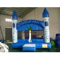 Advertising Inflatable Castle Bouncer Reusable For Party Manufactures