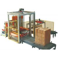 Buy cheap Low Position Automatic Palletizer Machine , Auto Carton Palletizer Whole Stack from wholesalers