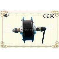 China Mini Electric Bicycle Hub Motor , 350W Front Wheel Drive Brushless DC 36 Volt Motors on sale