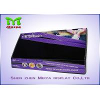 Quality OEM Shoes Tapes Counter Top Display Stands Shelf For Disney Toys for sale