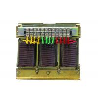 China non - Explosive / Non - Flammable Three Phase Low Voltage Dry Type Transformer 220V / 230V on sale
