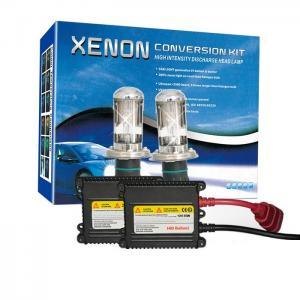 China 35w Bi Xenon h4 hid Bi xenon Conversion Headlight kits H4-3 Hi Lo Beam Lamp 6000k 8000k 3000k 4300k 10000k 12000k on sale
