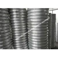 China 220kV High Voltage Corona Rings 2.0mm 6063 For Power Transmission Line on sale