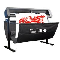 China Advanced ARM SOPC System Contour Cutting Plotter For Sign Making on sale