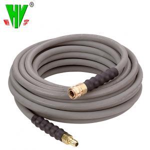 China Hydraulic tube high pressure washer hose washing machine or car hose on sale
