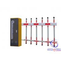 China Entrance Vehicle Management Car Parking Barrier With Parking System / Vehicle Detector on sale