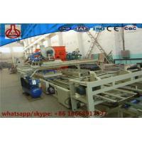 2000KW full Automatic Mgo Straw Board Machine For sSawdust Plant Manufactures