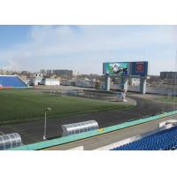 P13.33mm Stadium LED Display Big Screen Hire For Sports Events High Contrast Manufactures