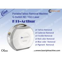 Q Switch Yag Laser Tattoo Removal Machine Portable Effective For Personal Use Manufactures
