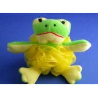 Mesh Sponge with Full Frog Toy Manufactures