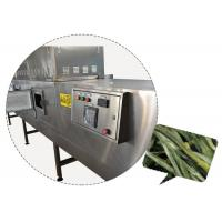 Adjustable Speed Microwave Drying Equipment Manufactures