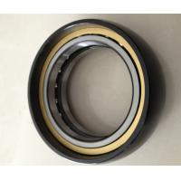 Iso P4 Accuracy Double Row Angular Contact Ball Bearing GCr15 Material Manufactures