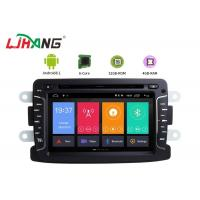 China Renault Duster Android 7 Inch Car Dvd Player With Video Radio WiFi AUX on sale