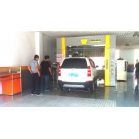 Fast Tunnel Car Washing Machine TEPO-AUTO With High Efficiency Manufactures