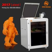 China 600*600*600mm large size MINGDA 3d printer machine for industrial with high precision on sale