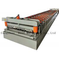 Galvanized Metal Steel Roof Panel Roll Forming Machine Production Line Manufactures