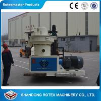 China 1-1.5Ton Per Hour Saw dust Wood Pellet Machine , Wood Pellet Mill Machine on sale