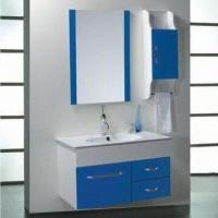 Bathroom Cabinet, Made of 100% Solid Wood, Suitable for Deluxe Bathroom Manufactures