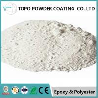 RAL 1003 Protective Antimicrobial Powder Coating For Outdoor Metal Structures Manufactures