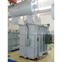 3 Phase Power Frequency Induction Furnace Transformer 4200kVA , 50Hz / 60Hz Manufactures