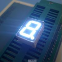 Quality 0.39 Inch Single Digit 7 Segment Led Display Yellow Green Emitting Colour for sale