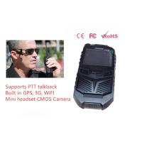 China Police Wearable Video Camera Recorder 3G, GPS, WIFI integrated  Body Worn Camera on sale