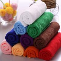 China Microfiber Multicolor Customized Sports Travel Towel Ultra Absorbent Fast Drying Durable on sale