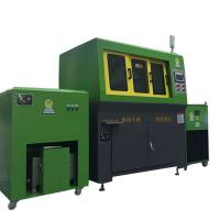 Smooth Big Silicon Steel Core Cutting Machine In Aerospace , Automobile Manufactures