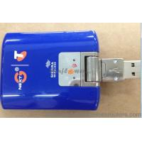 China Sierra Aircard 312U 3G USB Modem With 32G MicroSD Card , 42Mbps Wireless Dongle on sale