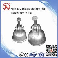 metallic fitting for fashion low voltage porcelain insulator Manufactures