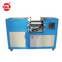 5kg Rubber Open Mixing Mill , Hot Two Roll Mill Machine for EVA or PVC etc. Manufactures