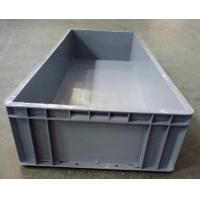 Impact - Resistance Large Virgin Plastic Storage Containers 1000*400*180 mm Divider Storage for sale